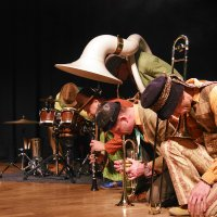 Premiere BRASSical in der WABE Berlin 21.02.2015